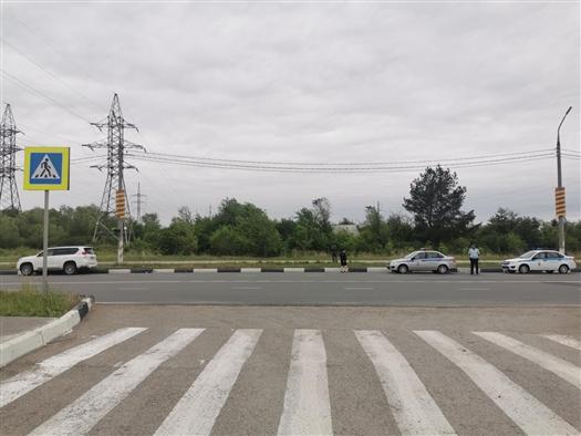 В Новокуйбышевске пешеход тяжело пострадал в ДТП с Toyota Land Cruiser