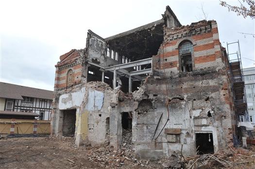 Еврейская община собрала около 40 млн руб. на реставрацию Самарской хоральной синагоги