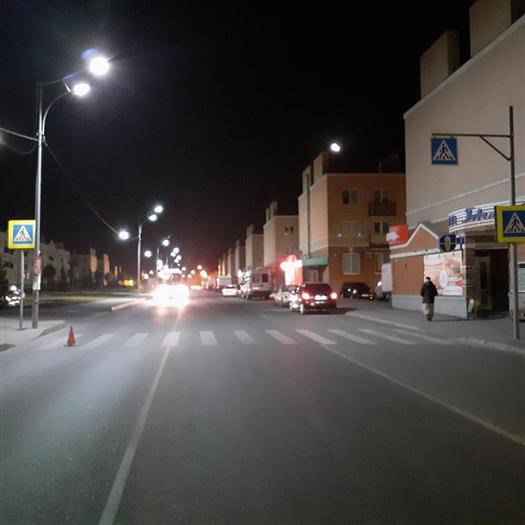 В Самаре Lada Granta сбила двух пешеходов