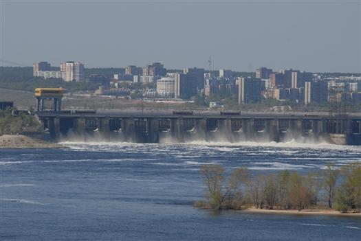 Скорость ухода береговой линии Волги доходит до трех метров в сезон