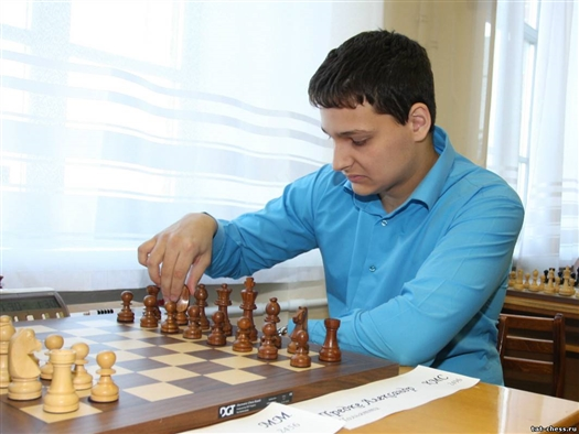 Тольяттинский шахматист Александр Предке выполнил гроссмейстерскую норму