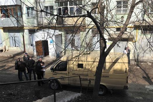 Грабители, напавшие 10 апреля на самарских инкассаторов, могут оказаться виновниками других преступлений