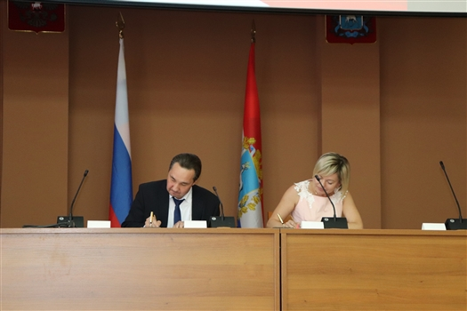 Балтика и Опора России подписали соглашение о сотрудничестве