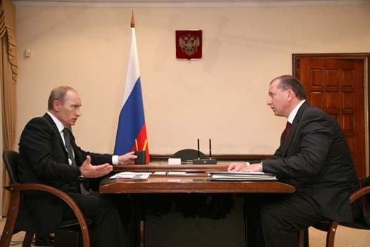 В строительство Особой экономической зоны правительство РФ вложит 7,193 млрд рублей