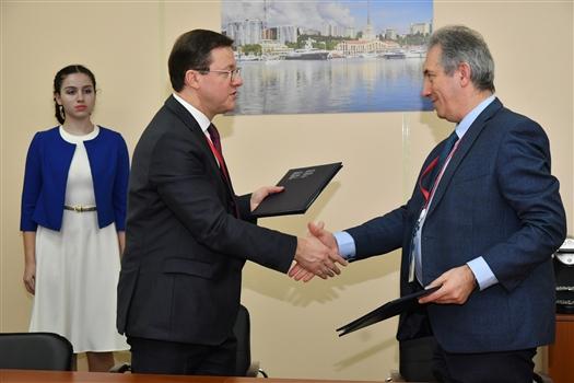 Самарская область и Национальное агентство развития квалификаций реализуют проект по развитию рынка труда