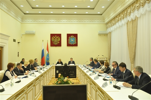 Ольга Голодец высоко оценила работу по исполнению майских указов президента в регионе