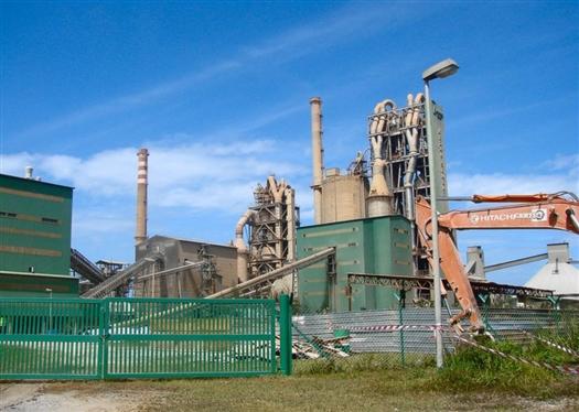 В 2006 году ВБЦЗ выиграл аукцион на право разработки месторождения цементного сырья в Шигонском районе