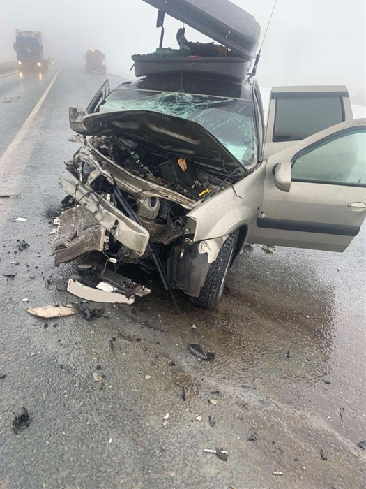 """Под Сергиевском водитель Audi спровоцировал ДТП на """"встречке"""", в котором пострадали два человека"""