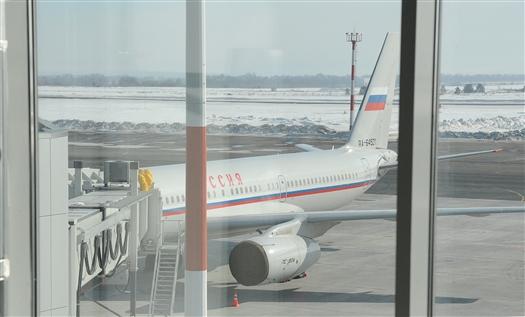 Самара не попала в программу субсидируемых региональных авиаперевозок на 2017 год