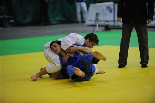 В Самаре состоялся чемпионат области по дзюдо