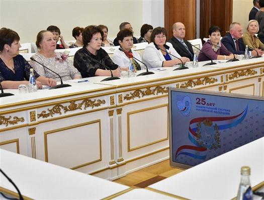 В Самаре отметили 25-летие избирательной системы