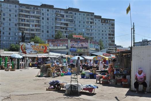 """""""Коробейник"""" получил разрешение на строительство ТЦ на месте рынка """"Шапито"""""""