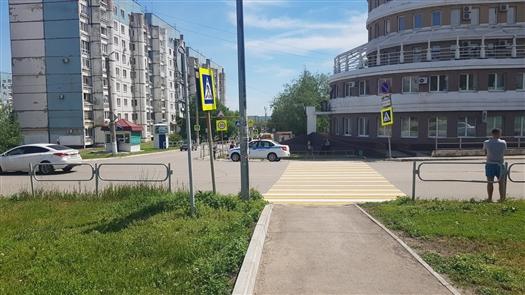 В Новокуйбышевске автомобилист сбил ребенка на самокате