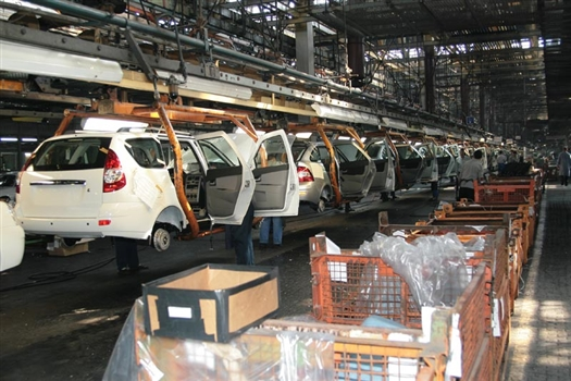 Renault может помочь АвтоВАЗу увеличить производство до 1,1 млн авто
