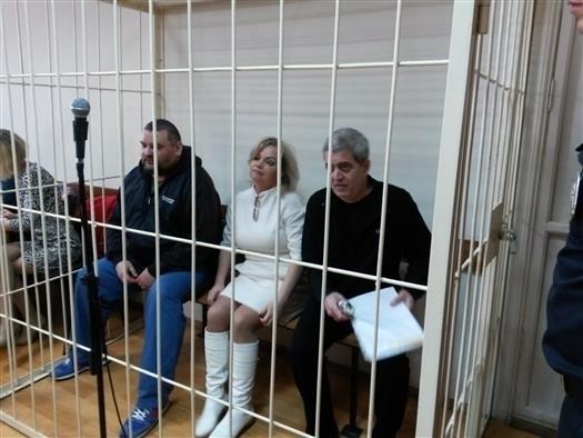 Олег Иванец - крайний справа
