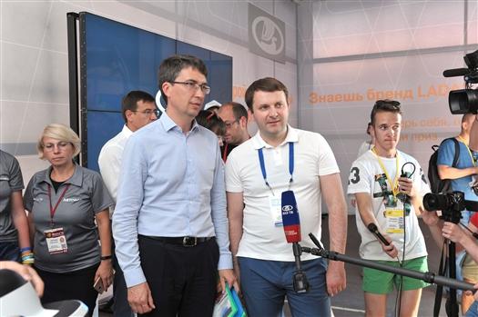 """Максим Орешкин: """"Хочу, чтобы страна была комфортной для своих граждан"""""""