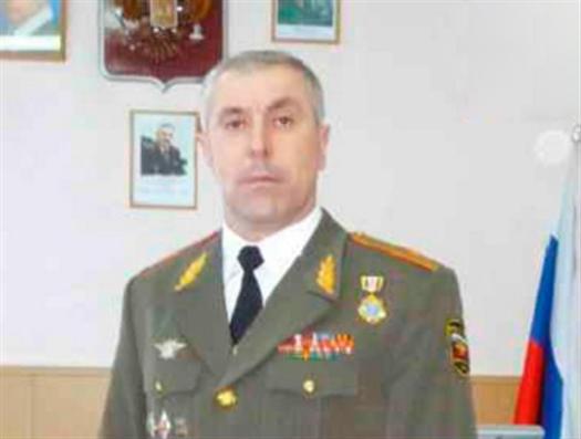 Командующим общевойсковой армией в Поволжье назначен кавалер двух орденов Мужества генерал-майор Мурадов