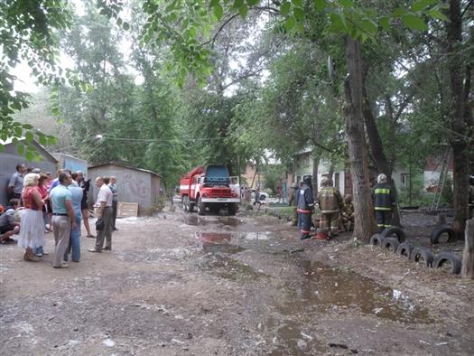 За прошедшие сутки в Самарской области зарегистрировано 12 пожаров, из них 4 в Самаре