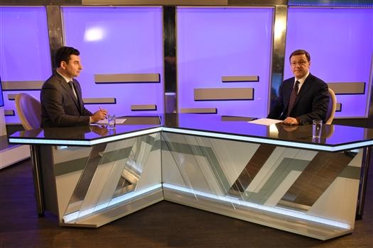 """Дмитрий Азаров: """"Мы должны обеспечить приоритет самарскому бизнесу"""""""