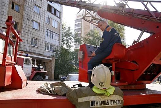 Федеральные пожарные части не справляются с растущим объемом работ