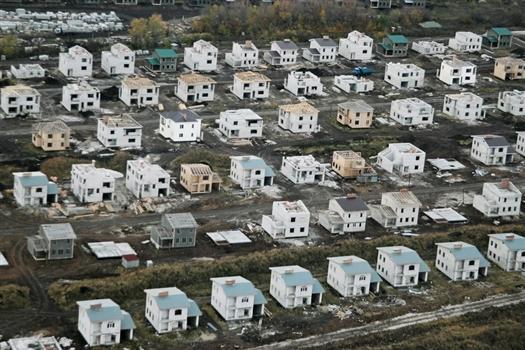 """Инвесторы боятся вкладывать деньги в поселок """"Дубрава"""""""