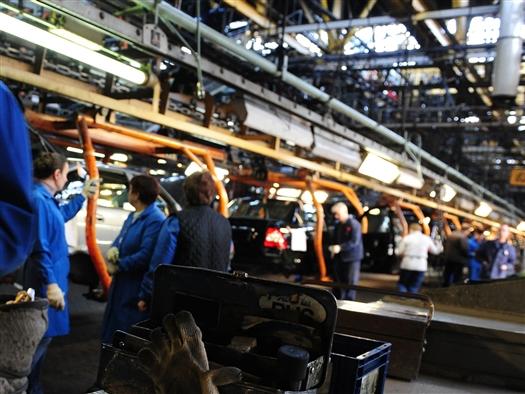 Акции АвтоВАЗа выросли в цене еще на 8,2%