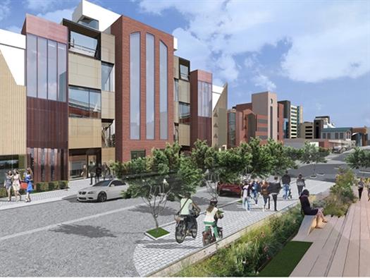 """Реновация площадки """"5 кварталов"""" в центре Самары начнется в 2016 году. Визуализация и подробности проекта"""