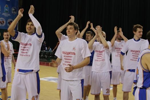 "БК ""Самара-СГЭУ"" выиграл регулярный чемпионат Суперлиги"
