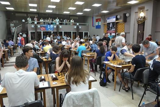 В Самаре на VII этапе Кубка России по классическим шахматам определились лидеры