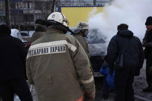 За прошедшие сутки в Самарской области зарегистрировано 15 пожаров