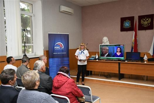 В Самарской области внедряют цифровое эфирное телевидение
