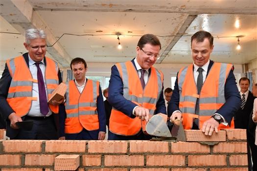 В Тольятти началось обустройство второй очереди центра корпоративных решений Сбербанка