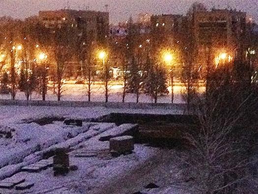 """В Тольятти депутаты пытаются остановить строительство гипермаркета """"Магнит"""""""