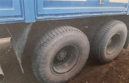 Житель Самарской области проколол шины КамАЗа, чтобы насолить знакомому