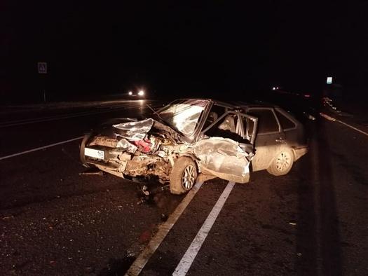 Два человека пострадали в ДТП с пьяным водителем в Похвистневском районе
