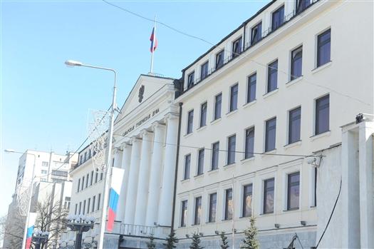 Областные депутаты предлагают отменить ротацию депутатов гордумы Самары