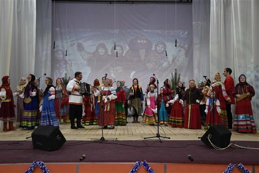 """В Самарской области проходит фестиваль """"Душа баяна"""""""
