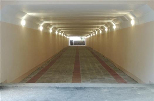 На Московском шоссе построят три подземных перехода