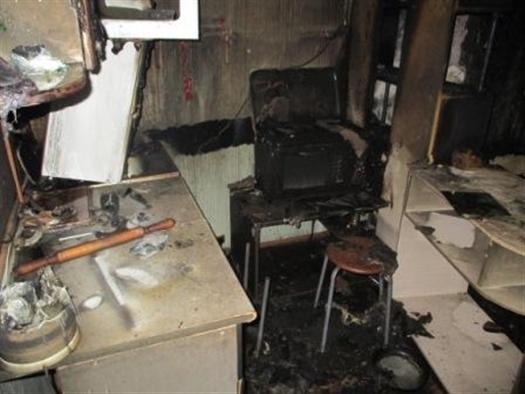 В Тольятти мужчина из ревности совершил поджог квартиры
