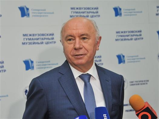 """Губернатор: """"Гагарин-центр"""" - живой, постоянно меняющийся проект"""""""