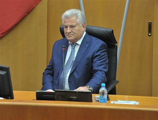 Геннадий Котельников избран председателем губернской думы