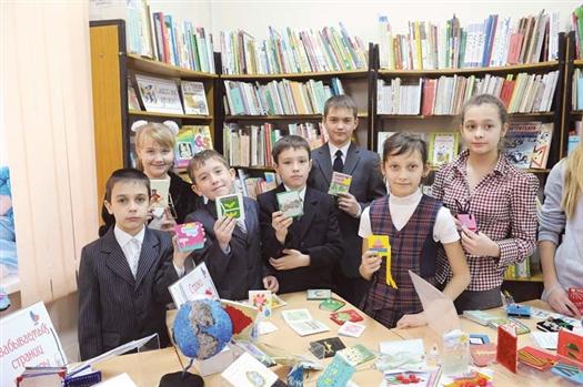 Победители областного конкурса принимали поздравления и подарки