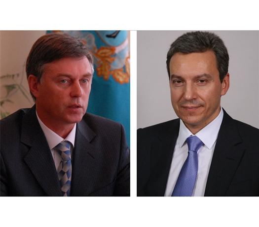 Региональные министр строительства Павел Донской и министр энергетики и жилищно-коммунального хозяйства Сергей Зинченко написали заявления и сегодня, 19 мая, были уволены