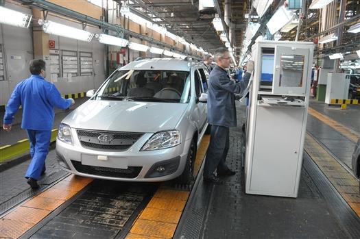 На АвтоВАЗе расследуют хищение деталей более чем на 6 млн рублей