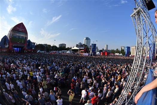 Программа Фестиваля болельщиков FIFA в Самаре на 26 июня