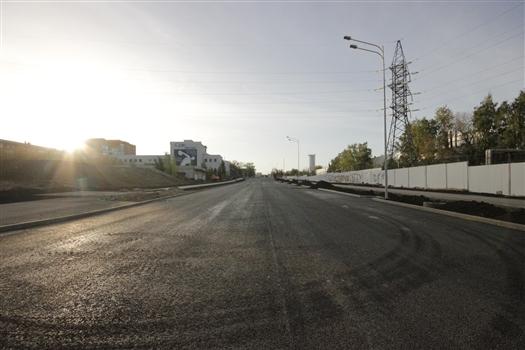 В Самаре ул. Луначарского могут продлить до Северо-Восточной магистрали через двухуровневую развязку