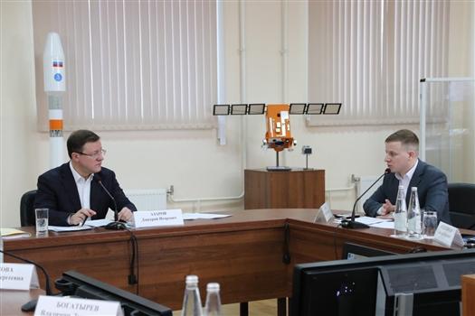 В Самарской области по поручению губернатора возродят школы студенческого актива