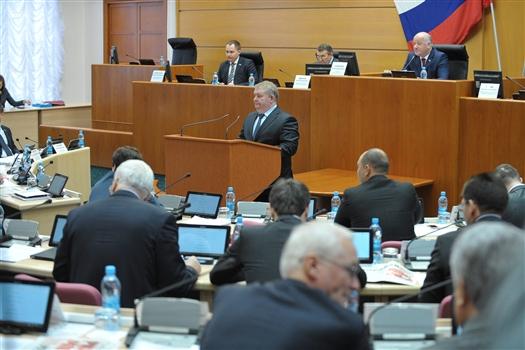 Госпрограммы перед принятием снова будут проходить через Самарскую губдуму