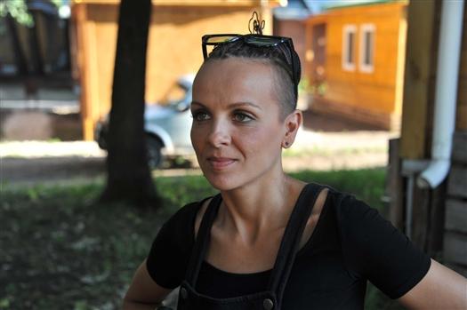 """Мария Макарова: """"На самом деле я приехала изначально не на """"Метафест"""", а на """"Протоку"""""""