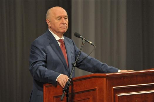 """Николай Меркушкин: """"Необходимо ориентировать образовательный процесс на развитие области и страны"""""""